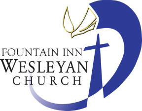 Fountain Inn Wesleyan Church Logo